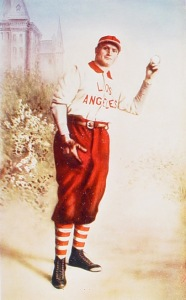 Rube Waddell, Los Angeles 1902