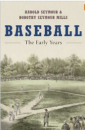 The Seymours, Baseball: the Early Years, 1960