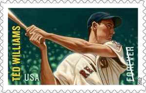 Williams stamp, by Kadir Nelson