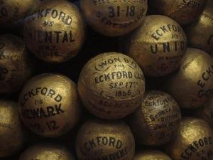 Eckford trophy balls