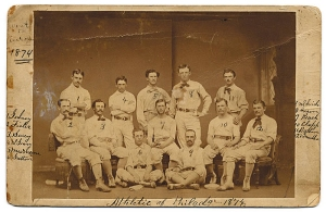1874 Athletics of Philadelphia