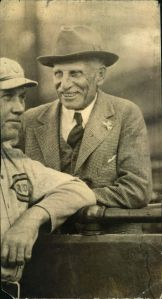 George Wright in 1924