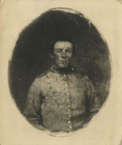 Hervie Alden Dobson in Civil War