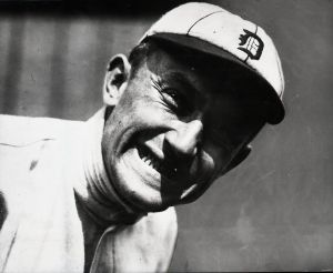 Ty Cobb.