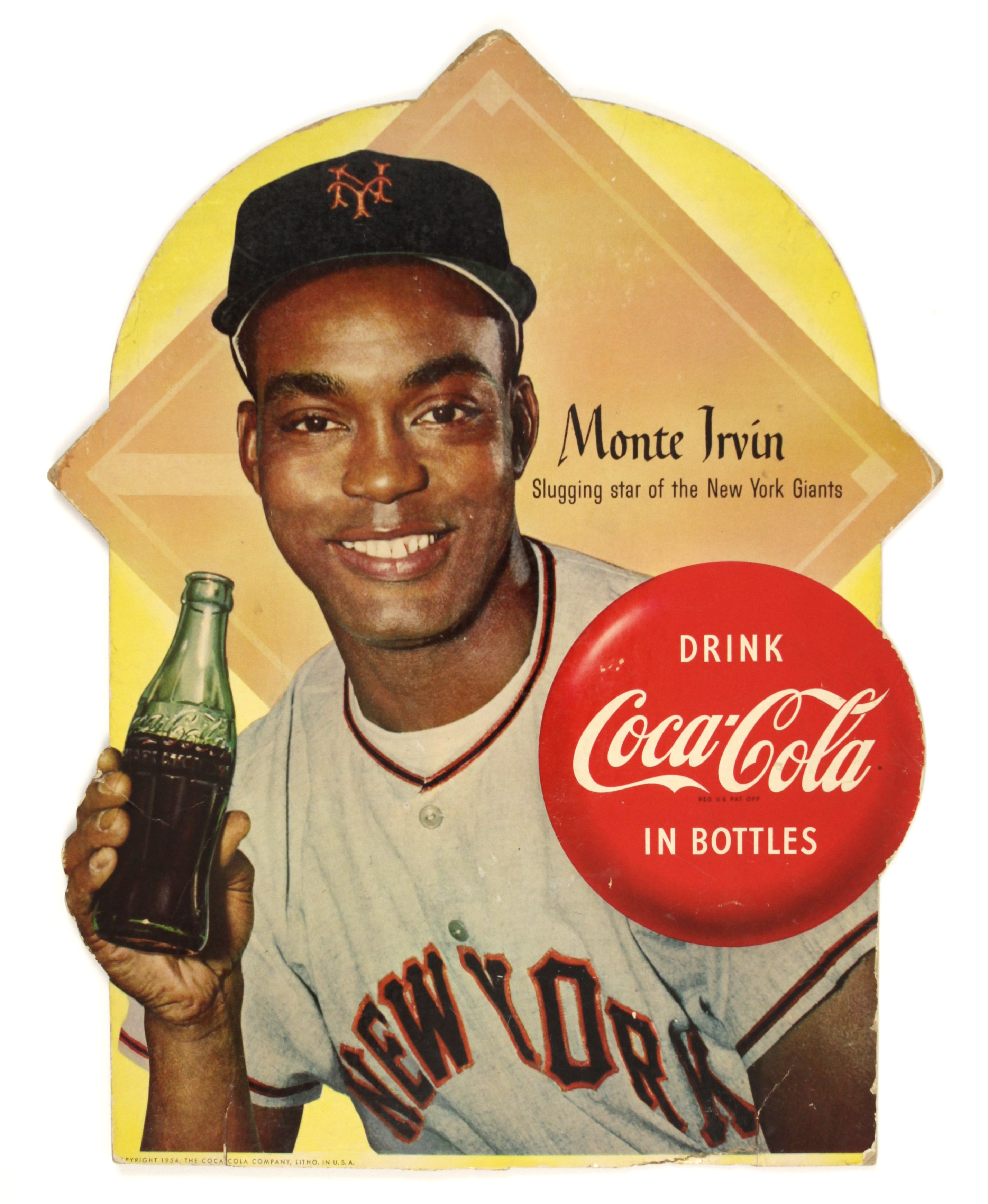 Willie Mays Hits A Coca Cola Home Run The Coca Cola Company