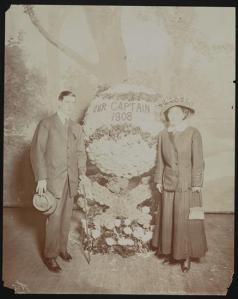 Mike Donlin and Mabel Hite, 1908