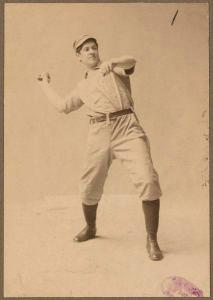 Kid Nichols, Boston 1901.