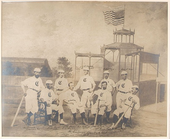 Cincinnati Red Stockings, 1868