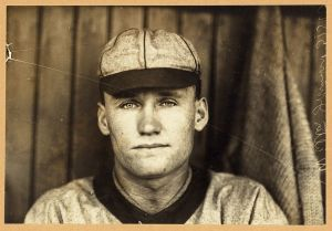 Walter Johnson, ca 1911.