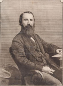 Henry Chadwick in an 1880 number of the Clipper.