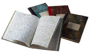 Manuscript journals of Henry David Thoreau