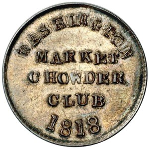 1818 Washington Market Chowder Club
