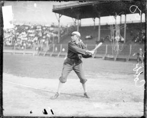 Ty Cobb, 1907
