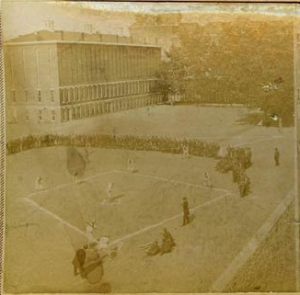 Rochester Colored Baseball Asylum