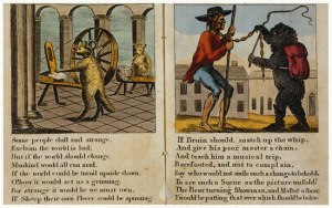 """From """"The World Turned Upside-Down,"""" 1809"""
