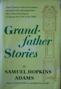 Grandfather Stories, Adams