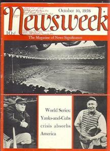 1938 World Series, Newsweek