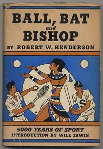 Ball, Bat and Bishop, Henderson 1947