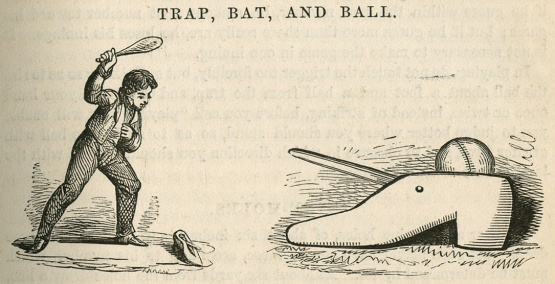 Trap, Bat, and Ball