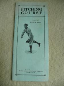 Walter Johnson Pitching Course