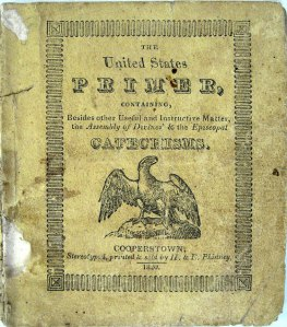 The United States Primer,  H. & E. Phinney, Cooperstown, NY, 1820