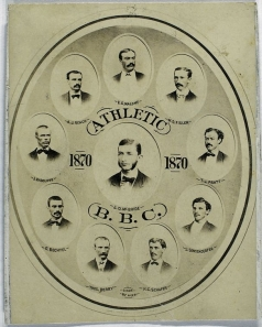 Athletics 1870