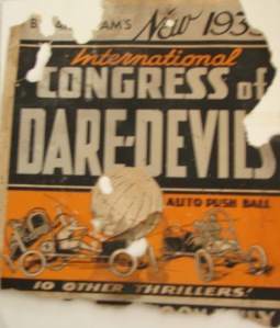 Congress of Dare-Devils, 1933
