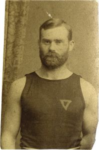 James Naismith with YMCA 1892