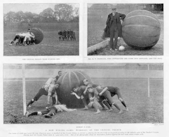 Pushball, 1902