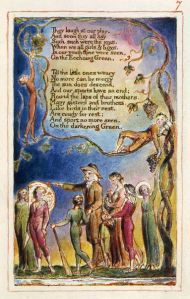 William Blake, The Echoing Green