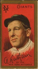 Arlie Latham, 1911