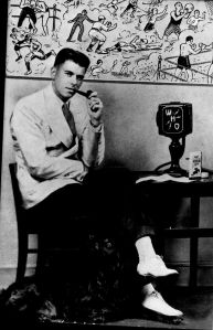 Ronald  Reagan, sportscaster