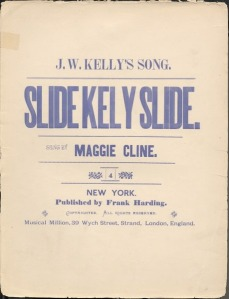 Slide, Kelly, Slide