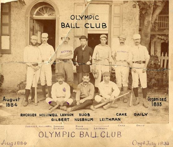 1884 Olympic Club of Philadelphia