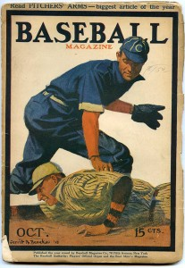 Baseball Magazine, October 1913
