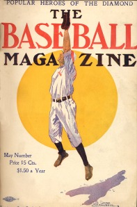Baseball Magazine, May 1908