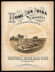 Home Run Polka