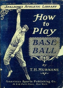 Murnane's pamphlet for Spalding Series