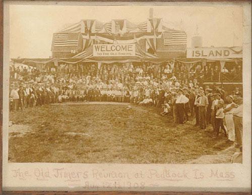 Peddocks Island 1908