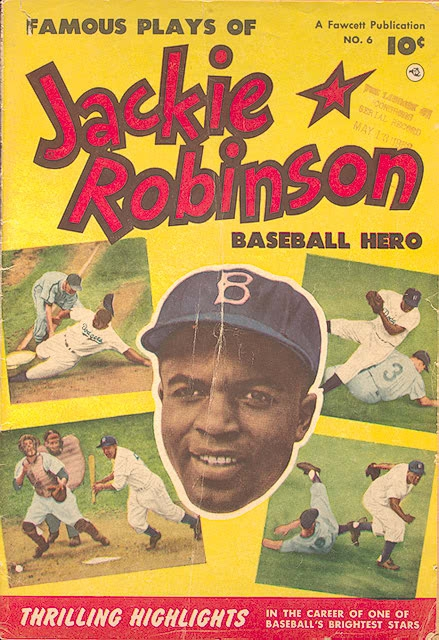 I need help writing an research paper on Jackie Robinson?