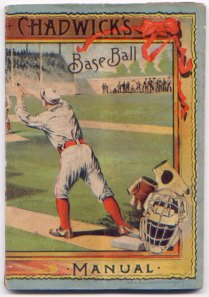 Chadwick's Base Ball Manual, 1889