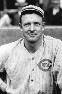 Christy Mathewson, 1916 Reds.