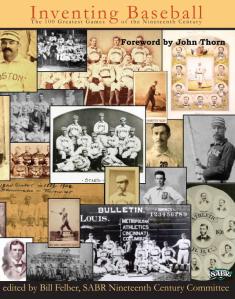 Inventing Baseball, SABR