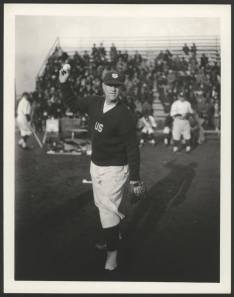 Joe Bush, 1922 Japan Tour