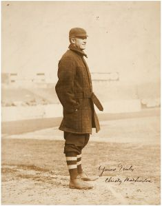 Christy Mathewson, 1912