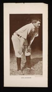 Joe Jackson, Baseball Magazine Premium, 1913