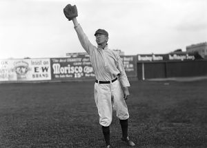 Willie Keeler with New York