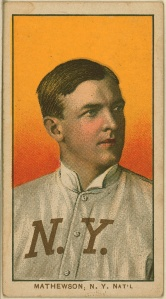 Christy Mathewson T206