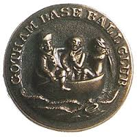 Gotham Base Ball Club Pin