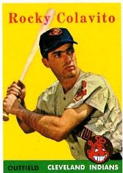 Rocky Colavito, 1958